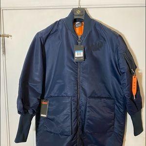 Nwt Nike NSW Parka Jacket size S